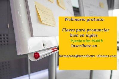 Webinar Inglés