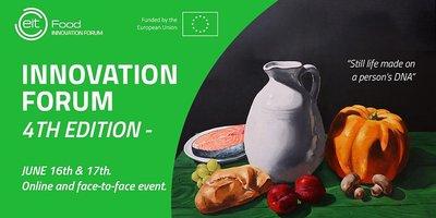 4º 'EIT Food Innovation Forum'