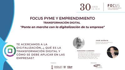 Te acercamos a la digitalización…¿ qué es la transformación digital y cómo se debe aplicar en las empresas?