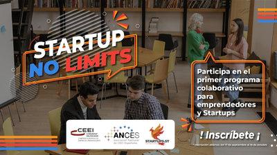 Startups no-limits