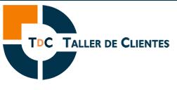 TALLER DE CLIENTES