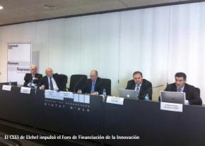 "Economía 3. ""Foro de financiación para la innovación"" Ceei Elche"