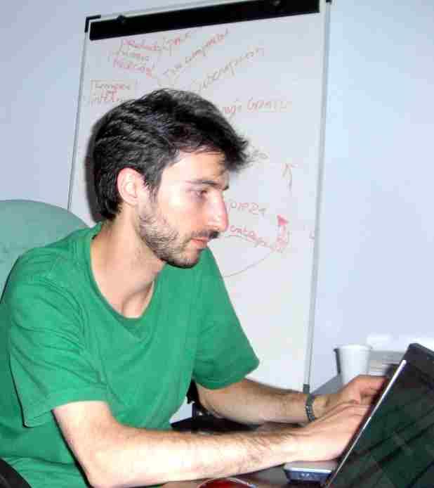 Raúl Andrés ( CV )