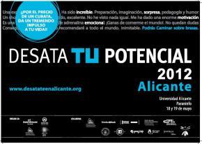 Desata Tu Potencial - Alicante 2012