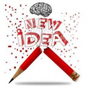 New ideas are the base for XXI century management