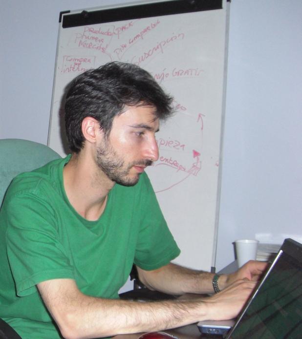 Coworking, ponencia de Raul Andres