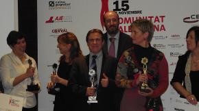 Entrega Premios DPECV 2012_KAVISHA PHARMA