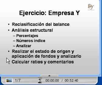 ANÁLISIS ECONÓMICO FINANCIERO DE LA EMPRESA.  La gestión del Balance y Cuenta de Resultados (Avanzado).