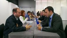 #Enr�dateelx 2013  003  SPEED NETWORKING
