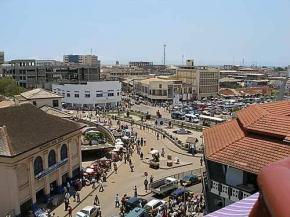Exportar a Ghana