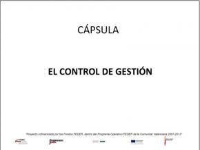 portada capsula El control de la Gestión