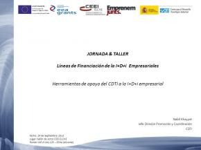 portada ponencia nabil khayyat CDTI