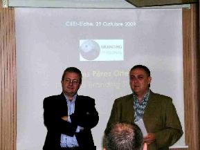 Andres Pérez Ortega y Joaquín Alcázar Cano