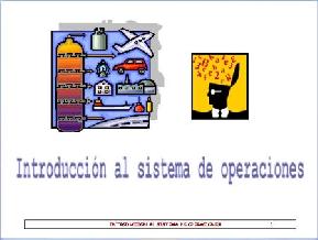 INTRODUCCIÓN AL SISTEMA DE OPERACIONES.