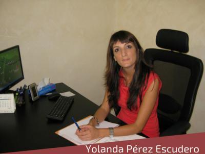 Yolanda Pérez Escudero
