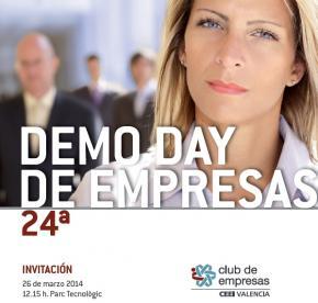 Demo Day de Empresas CEEI (24ª Edición)