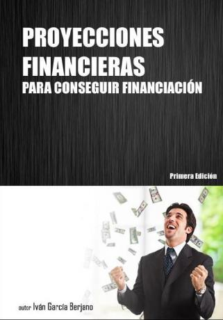 portada ebook  Proyecciones financieras para conseguir financiación
