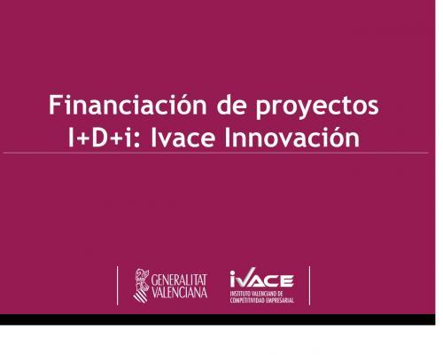 Fondos para Pymes y Emprendedores IVACE
