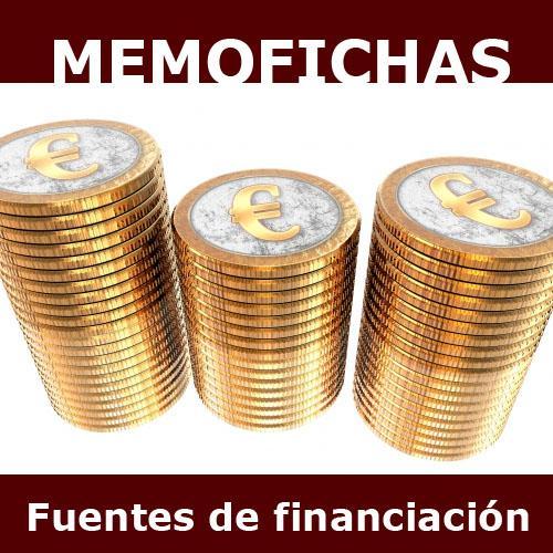 FINANCIACION memofichas