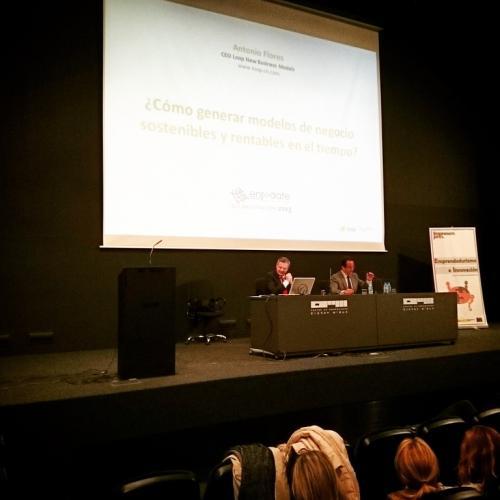 #EnredateElx 2015 Presentación del Plenario