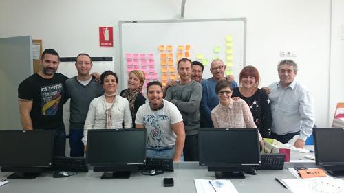 Fin sesiones Design Thinking Emprendeaventura Elda