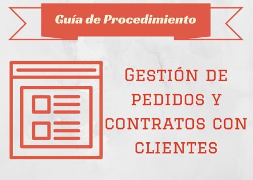 Guia Proc. Gestió de comandes i contractes amb clients #