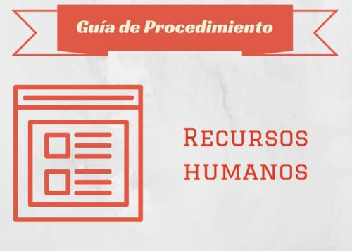 Guia Proc. Recursos humans