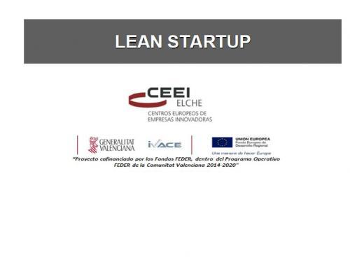 Taller 2: Diseña tu proyecto con la metodología lean startup