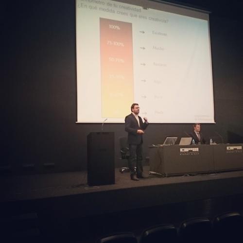 #EnredateElx 2015 Taller 5 Design Thinking: Un método para la innovación