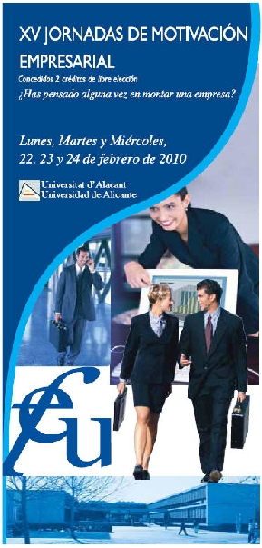 XV Jornadas Motivacion Empresarial.