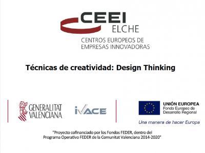 Técnicas de creatividad: la metodología Design Thinking