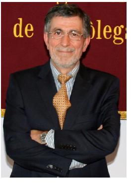 Profesor Ismael Quintanilla Pardo