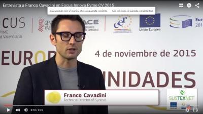 Entrevista Franco Cavadini FIPCV15