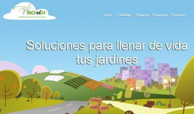 P�gina web Bichelos