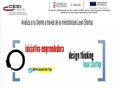 Analiza a tu cliente a través de la metodología Lean Startup