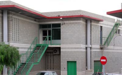 CEEI Elche Edificio Este entrada oficinas