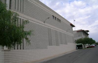 CEEI Elche Edificio Este Parking