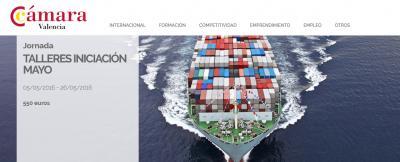 TAlleres iniciaci�n exportaci�n Camara VAl