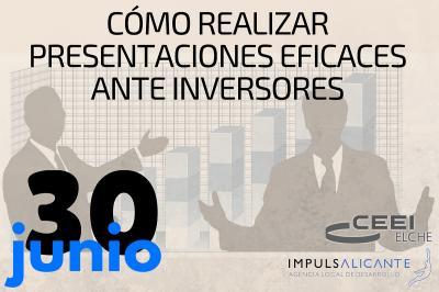 jornada presentaciones eficaces ante inversores