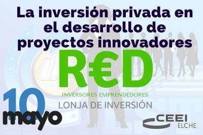 La inversi�n privada en el desarrollo de proyectos innovadores