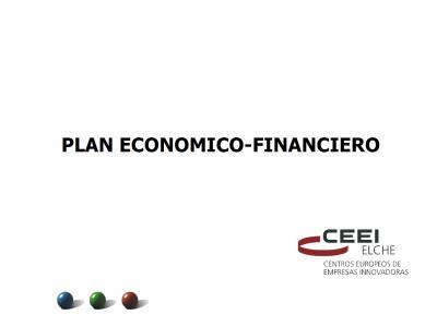 Plan Económico - Financiero