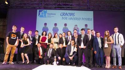 Entrega premios Fundeun(Foto ABC)