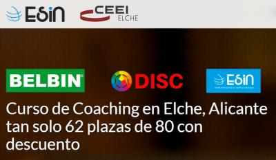 CURSO COACHING ESIN