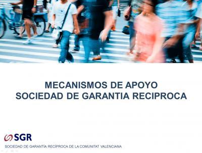 Mecanismos de Apoyo SOCIEDAD DE GARANTIA RECIPROCA