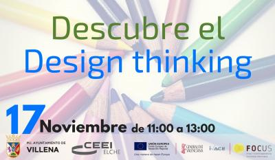 cartel jornada design thinking 17nov