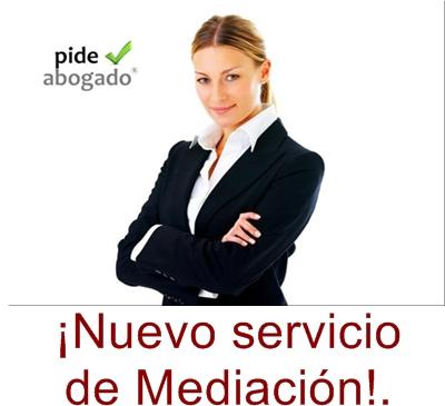 nuevo servicio de mediación