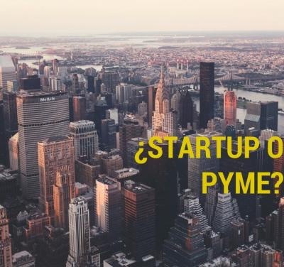 Startup o pyme