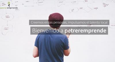 Imagen web Petreremprende