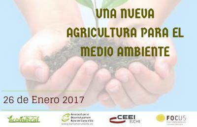 Jornada agricultura y medio ambiente