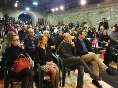 Imagen de los asistentes